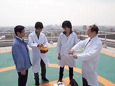 放射線測定2_蒲田