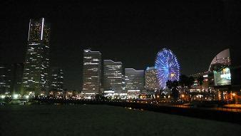 横浜夜景 P1030881