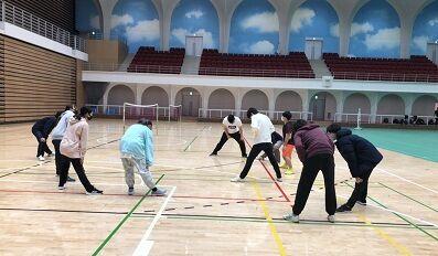 スポーツ実習1