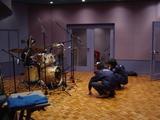 ドラム録音