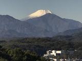 富士山20181115