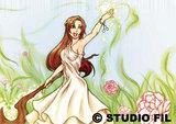 5月「豊穣の女神マイア」
