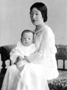 天皇陛下誕生の頃のお写真