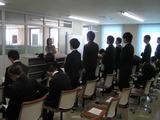 芝先生による就職面接試験指導1