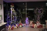 クリスマスオブジェ完成2015