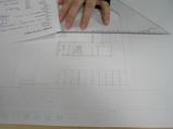 公務員建築職製図試験対策開始