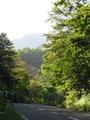 幌別鉱山への道