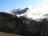 有珠岳西噴火口