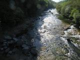 幌別川上流1