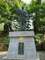 上杉鷹山公の銅像