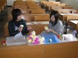 卒業式用コサージュ2007.3.13(1)