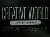 CREATIVE WORLD LIVE 2007