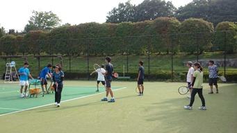 ◆上柚木公園テニススクール 第6週目【Team Web Blog.】