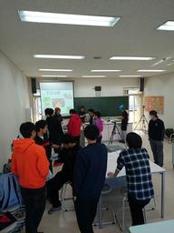 ◆調理実習【Team Web Blog.】