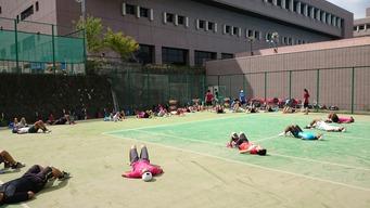 ◆強化練習 初日【Team Web Blog.】