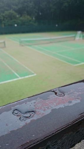 20141013紅華祭テニス雨天中止