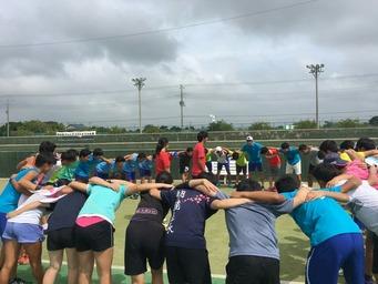◆都予選 初日 終了です。【Team Web Blog.】