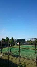 ◆上柚木公園テニススクール 第9週目【Team Web Blog.】