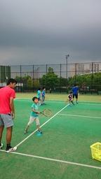 ◆上柚木公園テニススクール 第7週目【Team Web Blog.】