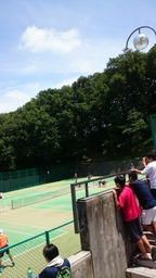 ◆部内戦 シングルス本選【Team Web Blog.】
