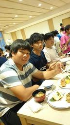 ◆食事が一番楽しい!【Team Web Blog.】