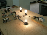 電気実習2