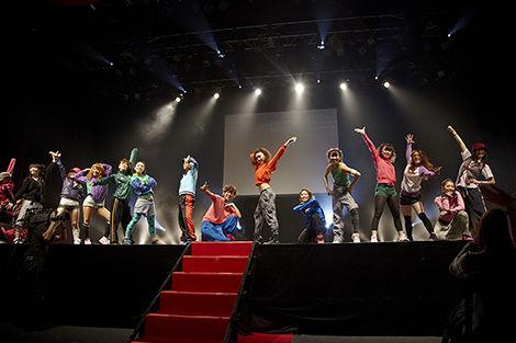 ダンスパフォーマンス科 日本工学院