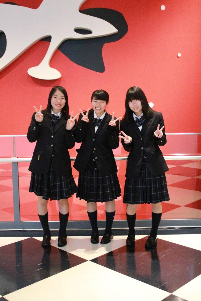 蒲田高等学校制服画像