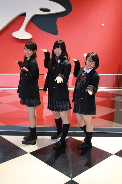 武蔵丘高校「In front of dove」