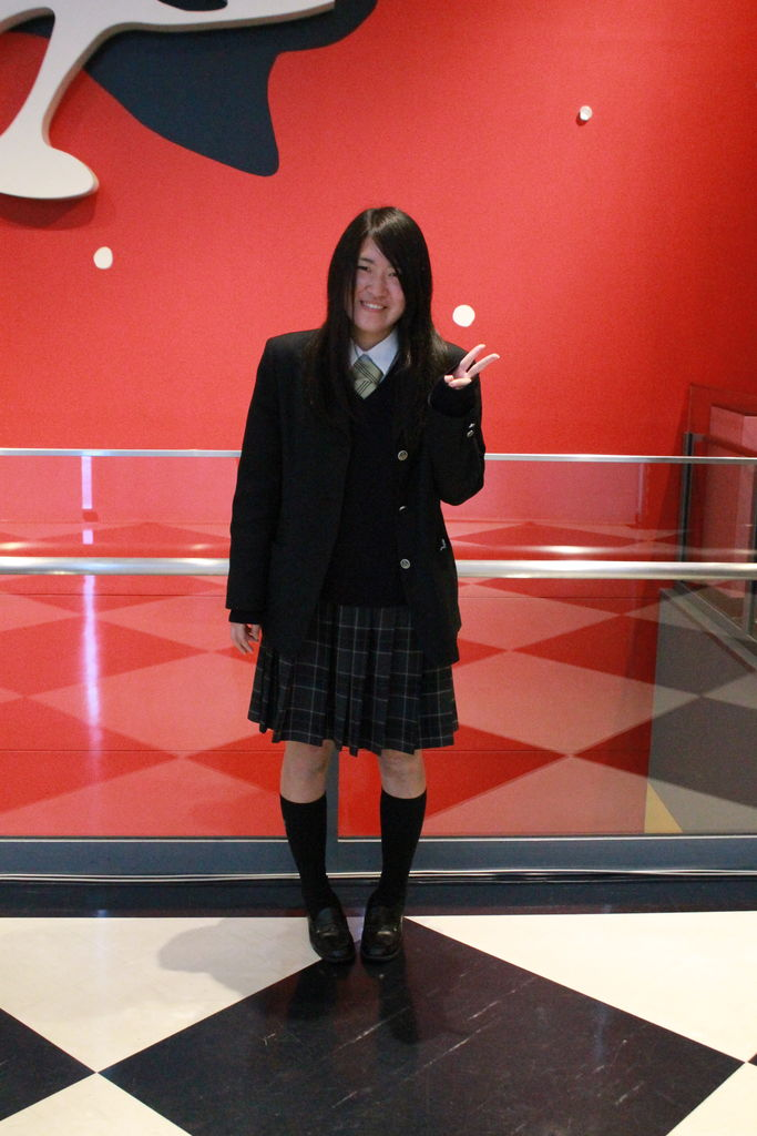 姉崎高等学校制服画像