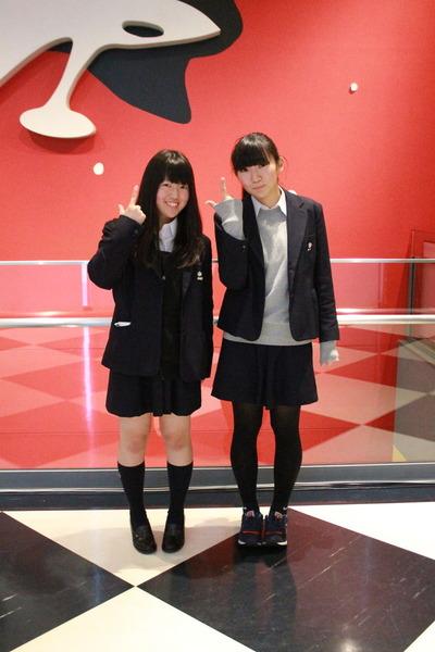 熊谷女子高校「JUMPER」 (2)