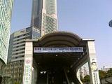 日本工学院卒業式の垂れ幕あり