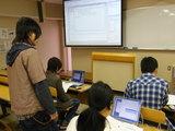 ソフトウェコース模擬授業(2008.05.18)