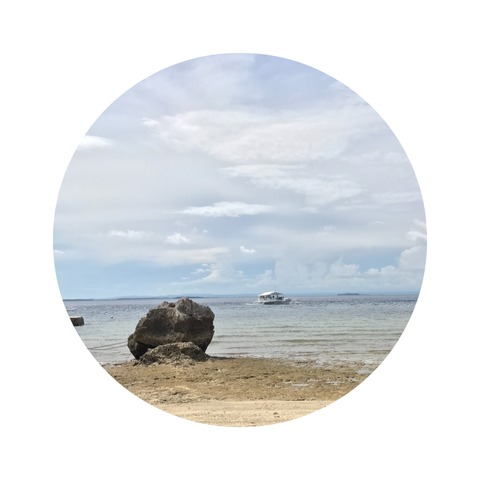 フィリピン 海 の話🇵🇭🏝@ヨメ