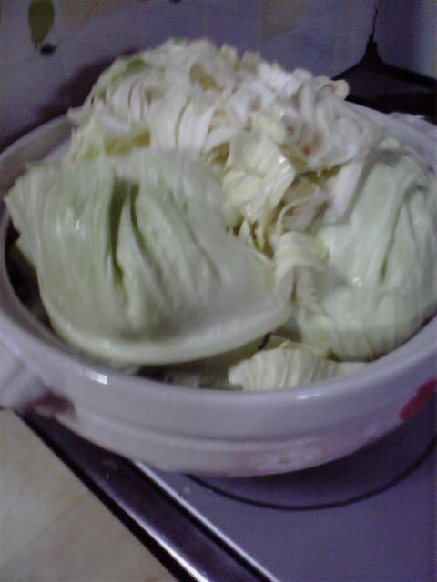 坦々ごま鍋