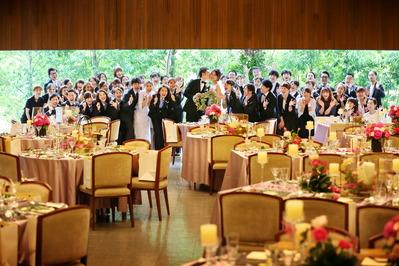 尾崎さん結婚式 (10)