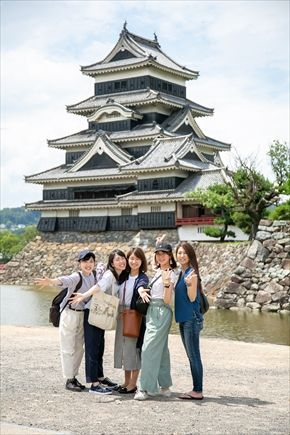 3松本城2