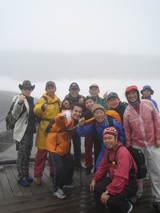 ホワイト登山隊