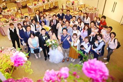尾崎さん結婚式 (14)
