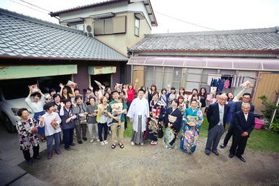 尾崎さん結婚式 (3)