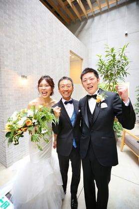 尾崎さん結婚式 (22)