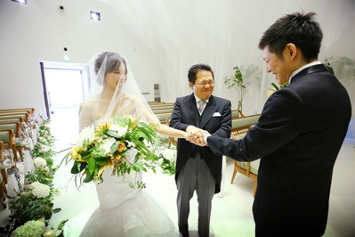 尾崎さん結婚式 (13)