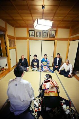 尾崎さん結婚式 (2)