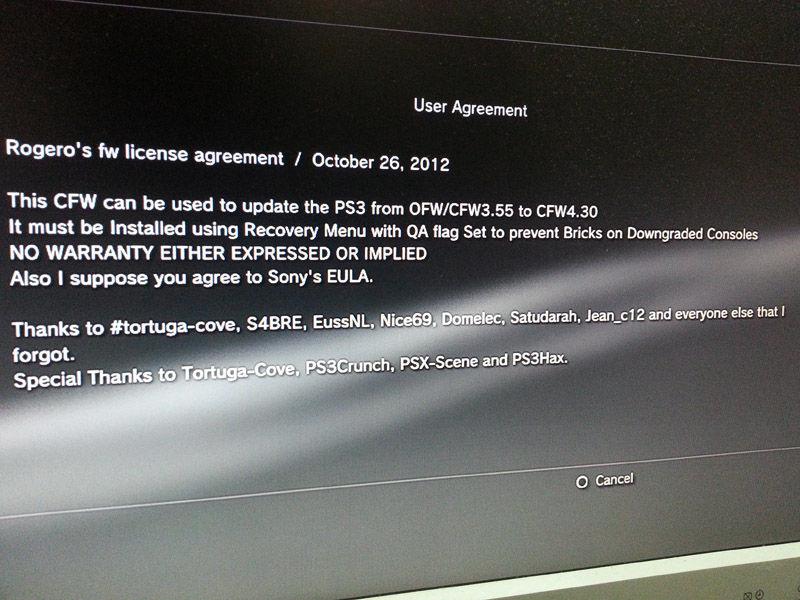 PS3 CFWでPSOneバックアップディスク起動 ...