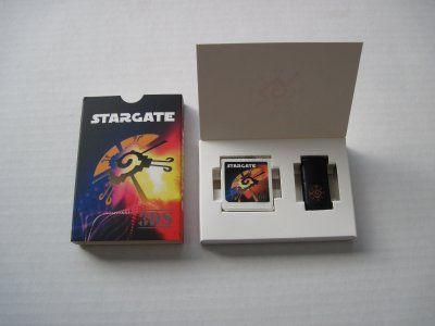 Stargate 3DS001