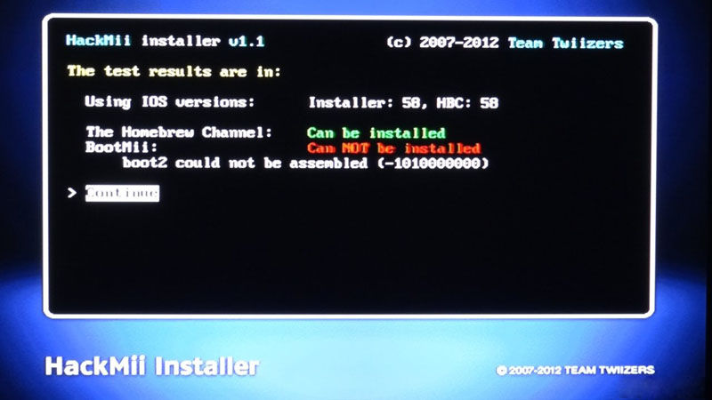 descargar homebrew channel wii 4.3 e