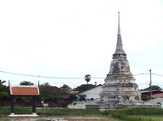 アユタヤの寺2