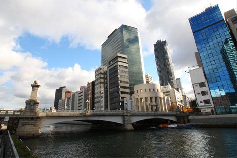 大阪 難波橋