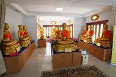 尼僧院 裏庭 寺院 下
