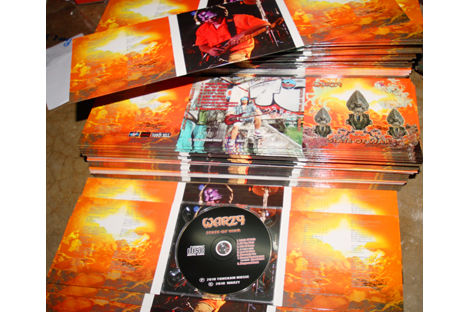 STATE OF WAR by WARZY digipack